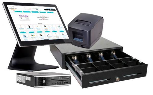 Oferta Pack Terminal punto de venta Compra TPV Online